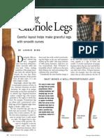 Cabriole Legs