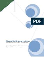 Manual de Remuneraciones
