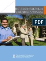 A Guide to Understanding Residential Appraisal 03-28-13