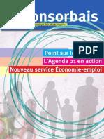 Bulletin Municipal Le Fonsorbais No3 - Decembre 2014
