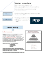21stcenturylessoncycleoverview docx