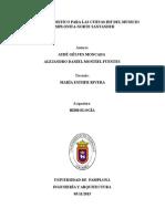 Informe de Analisis Estadistico Para Las Curvas Idf Del Municipio de Pamplona- Norte Santander
