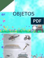 Objetos y Partes de La Computadora