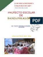 Proyectos de folklore