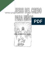 Catequesis Del Credo Para Niño1 a5