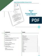 01 Manualdecorrespondenciaseatosoficiais Ufms 2007 130702211936 Phpapp02