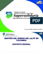 Gestion Del Riesgo Del La-ft en Colombia