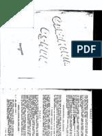 Ceremonia Oshun documento antiguo