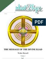 The Message of the Divine Iliad-Vol.1 1