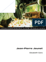 Elizabeth Ezra - Jean-Pierre Jeunet (Contemporary Film Directors)