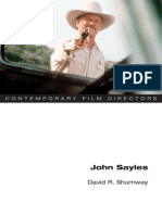 David r. Shumway - John Sayles (Contemporary Film Directors)