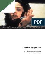 l. Andrew Cooper - Dario Argento (Contemporary Film Directors)