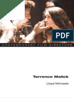 Lloyd Michaels - Terrence Malick (Contemporary Film Directors)