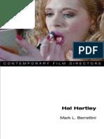 Mark l. Berrettini - Hal Hartley - (Contemporary Film Directors)