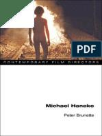 Peter Brunette - Michael Haneke (Contemporary Film Directors)