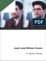 r. Barton Palmer - Joel and Ethan Coen (Contemporary Film Directors)