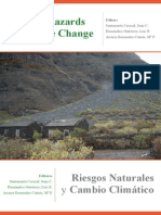 Riesgos Naturales y Cambio Climatico Natural Hazards & Climate Change