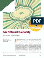5G Network Capacity