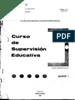Curso de Supervisión Educativa_unidad_I