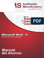 Microsoft Word 2010 Avanzado