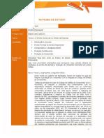 RDE Direito Empresarial Tema 01