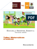 Mate Creativas2010 Secun