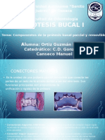 prótesis  bucal pa