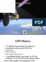 GPS Project Training