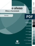 Guia Aluno Ética e Sociedade Direito 2013-2