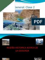 Clase 2 Geologia
