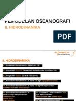 Pemodelan Oseanografi ppt