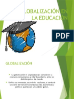 la globalizacion en la educacion