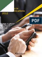 Telecommunications 2012-01-01
