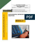 Doc-(1) Antecedentes, Definición y Objetivos