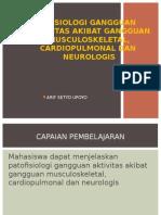 Patofisiologi Gangguan Aktivitas Akibat Gangguan Neurologis