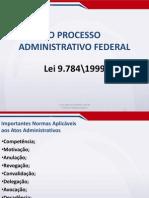 Lei 9784 99 Processo Administrativo Aula 01 Principios Explicitos e Implicitos