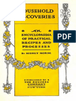 Encyclopaedia of Practical Recipes and Processes