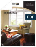 American Craftsman Windows Brochure