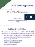 OpenCV 2.4.8 Introduction (English) v2