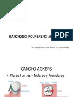 Apoyos Retenedores Directos e Indirectos Bases Protesicas Parte 2 25 Ago 2015