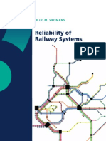 Realiability of Railway Systems - Michiel Vromans - 2005