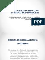 1.- Investigacion de Mercados vs Inteligencia de Mercados
