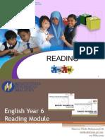 5. Reading  Year 6 KSSR ENGLISH 2015.pptx