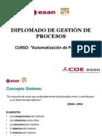 Automatización de Procesos Primera Parte