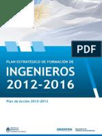 PlanEstrategicoFormacionIngenieros2012-2016