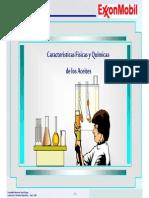 Caracteristicas Fisico Quimicas Aceites