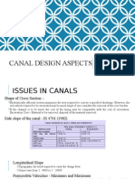 Canals_Diversion Head Works