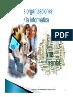 Capitulo 1-2013-Organización y La Informática