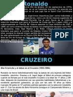 Historia de astro del futbol