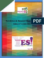 District Newsletter November 2015 Revised (French)